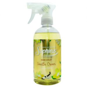 home spray vanilla cream Saphirus